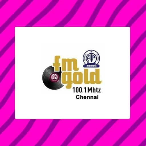 FM Gold Chennai 100.1 tamil